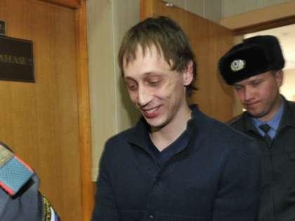 Павел Дмитриченко вышел из тюрьмы по УДО