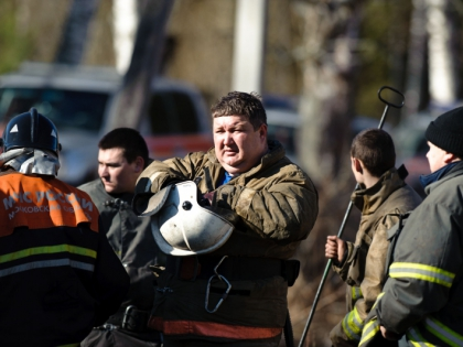 В Петербурге прорвало трубы в двух районах