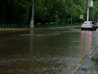 Синоптики не ждут потепления в Москве на выходных