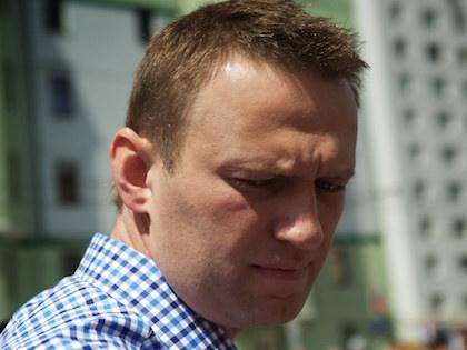 Алексей Навальный назвал случившееся «хулиганством»