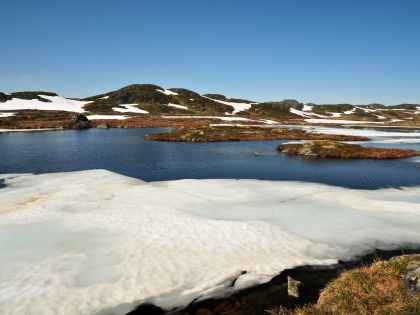 Хардангерйокулен, Норвегия