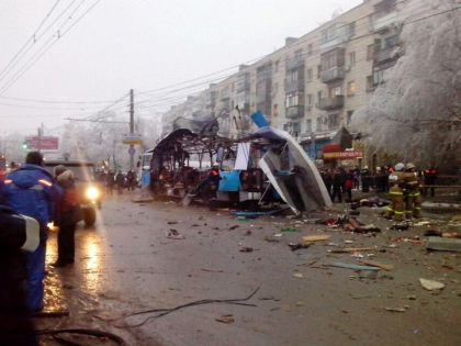 Теракт в Волгограде