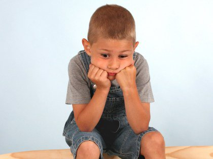 Родители должны знать, что ребенок не виноват в появлении у себя депрессии