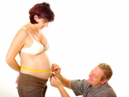 Женщинам нужны другие позвонки для сохранения равновесия во время беременности