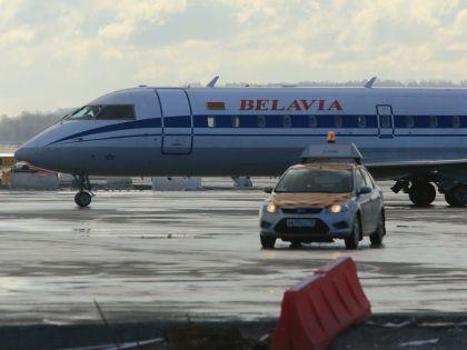 Пассажиров из России у «Белавии», которая по-прежнему летает в Египет, около 1%