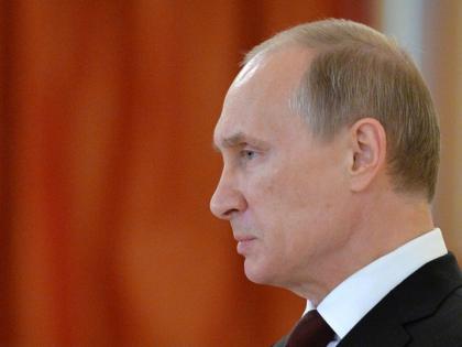Новые фото Путина появились в Сети
