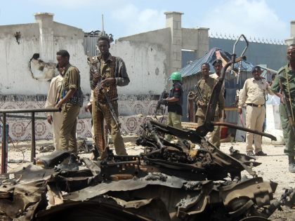 Столица Сомали – Могадишо – одна из самых криминальных точек мира