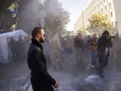 Троих коммунистов задержали в Одессе за причастность к террактам