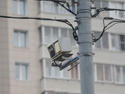 Камера фиксации скорости автомобилей