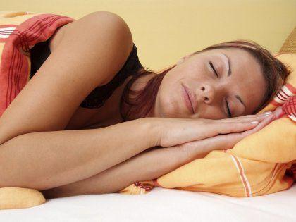 От выбора продуктов питание может зависеть качество сна