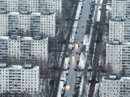 Московские многоэтажки