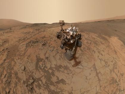 Уфологи нашли животных на Марсе