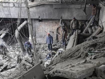 Несмотря на отвод украинской техники, количество боев на юго-востоке Украины возрастает