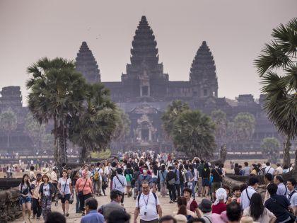 Ангкор-Ват — казалось бы, не самое мейнстримное место, но тоже под угрозой