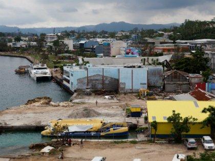 «Столица страны Порт-Вила богата не только старинными архитектурными строениями, но и шикарными садами и парками...»