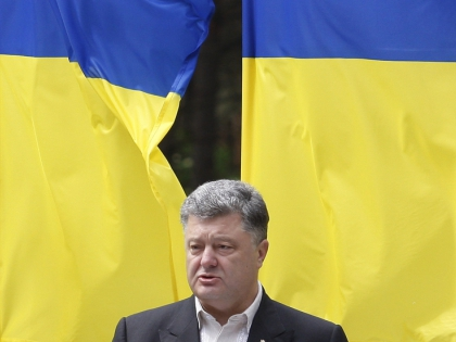 Порошенко рассказал о 80 российских военных на Украине