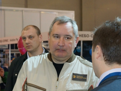 Рогозин объяснил падения российских ракет