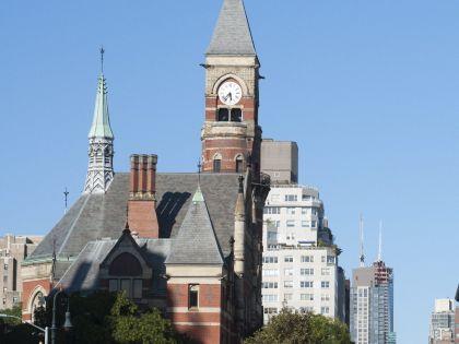 Церкви Нью-Йорка устали от туристов
