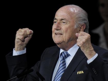 Блаттер не боится дела о коррупции в ФИФА