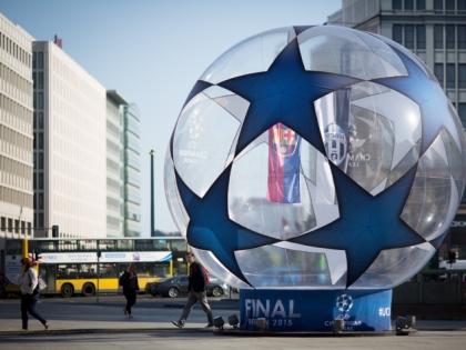 Финал Лиги Чемпионов пройдет в Берлине 6 июня