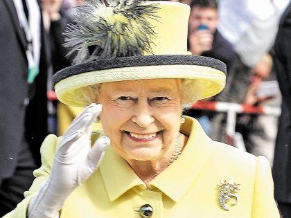 Елизавета ll правит уже 63 года!