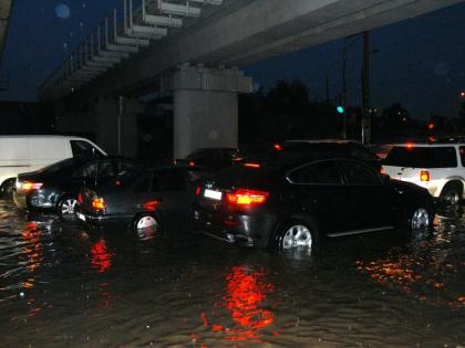 В Москве вновь ожидаются дожди