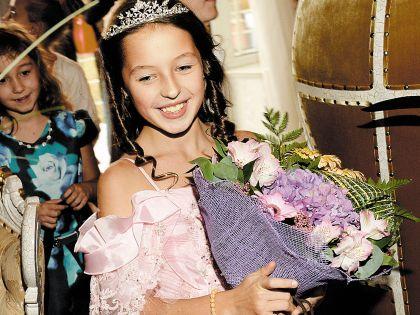 Дочь балерины Ариша