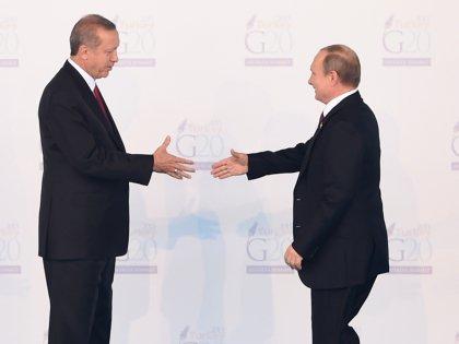 Cо стороны перемирие выглядит очередной забавой Эрдогана и Путина, уверен обозреватель