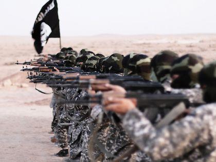 Боевики Исламского государства