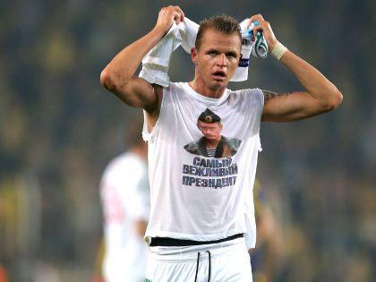 В отсутствие не то что побед – голов – российских команд главным событием стала выходка Дмитрия Тарасова