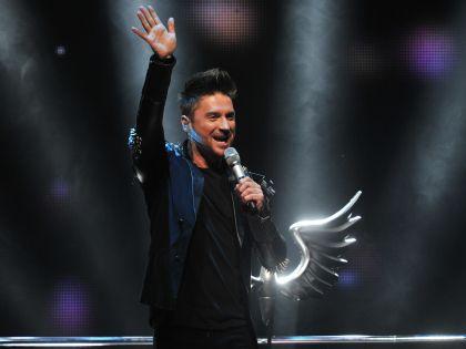 Сергей Лазарев представит Россию на «Евровидении»-2016