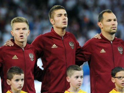Сборная России уже расформирована, поскольку вне крупных соревнований и официальных матчей она не существует