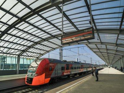С начала года МЦК воспользовались 10 миллионов пассажиров