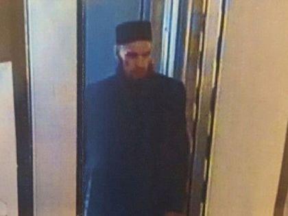 Предполагаемый организатор теракта на кадрах камеры видеонаблюдения