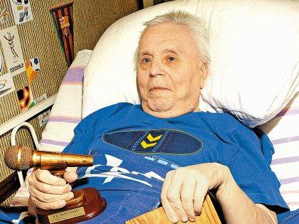 Владимир Перетурин после двух инсультов