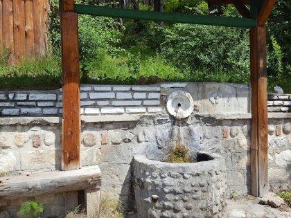 Вода из источников приносит исцеление и оздоровление