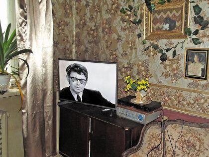 В квартире Александра Демьяненко