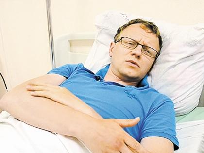 Вице-мэр Сочи Горлов пострадал от «несогласного» жителя
