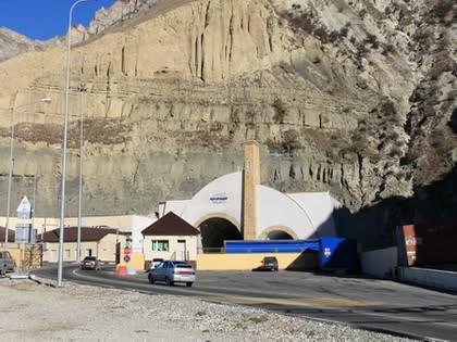 Гимринский тоннель - самый длинный в России