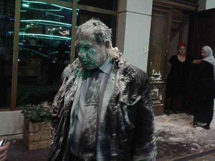 Игорь Каляпин после нападения