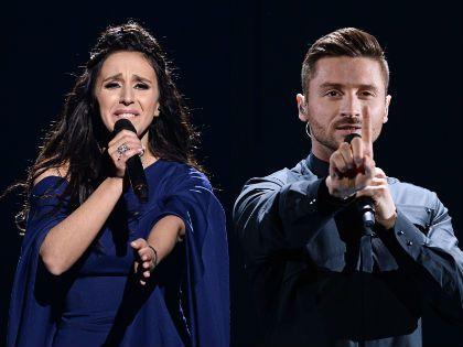 Джамала и Сергей Лазарев оказались главными соперниками на Евровидении-2016