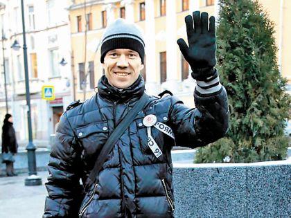 Ильдар Дадин поблагодарил всех, кто его поддерживает