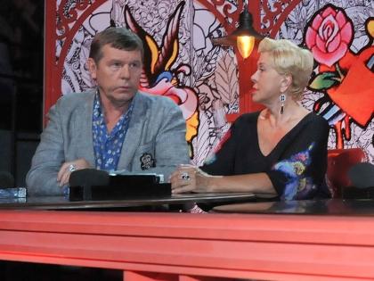 Любовь Успенская и Александр Новиков