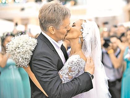 Свадьба Татьяны Навки и Дмитрия Пескова - 7Дней ру