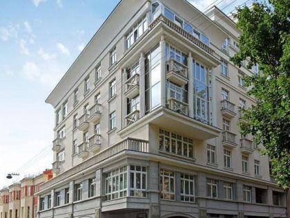 Дом, в котором, по нашим данным, находится шикарная квартира Володина