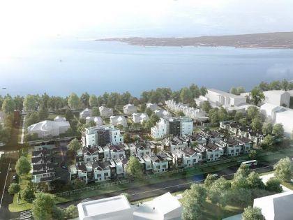 Комплекс апартаментов и таунхаусов премиум-класса «Феллини»