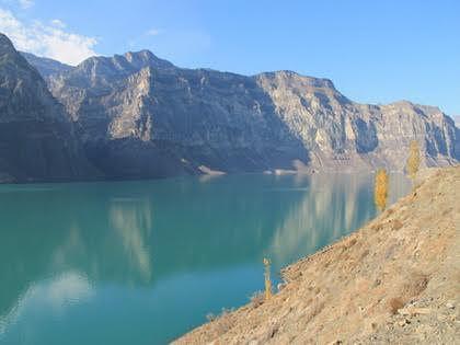 Осенние картины Дагестана впечатляют