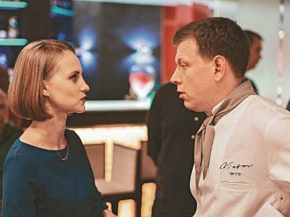 Сергей Лавыгин и Анна Бегунова – супруги в жизни и на телеэкране
