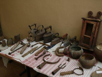 Для привлечения туристов местные жители организовали музей