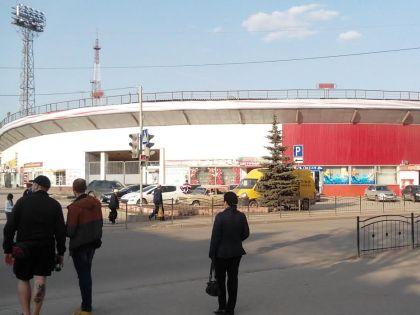 Стадион «Центральный»